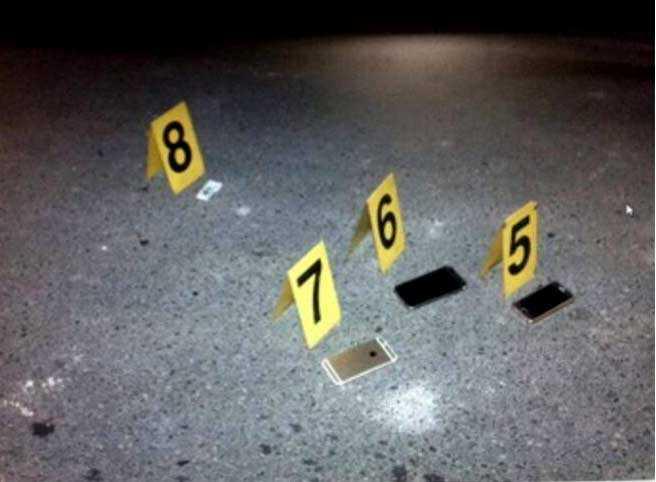 Matan atracador en la Zurza de Santiago