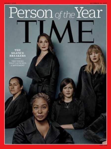 El movimiento MeToo la Persona del Año de Time