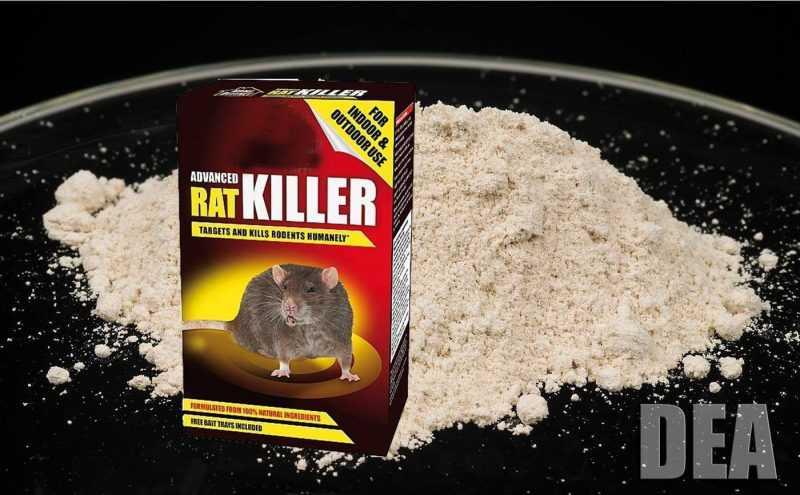 Dominicanos mezclaban heroína con veneno para ratas