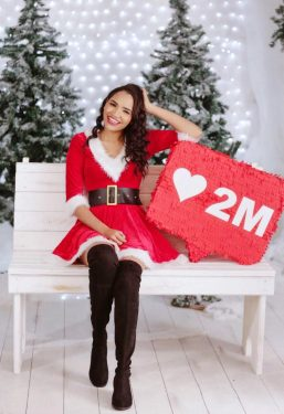Yarissa Rodríguez primera dominicana con 2 millones seguidores en YouTube