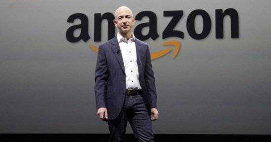 Jeff Bezos, puestos de trabajo