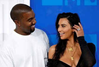 Kim Kardashian y Kanye West, padres por tercera