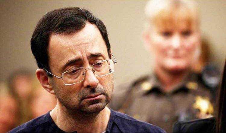Larry Nassar condenado entre 40 y 175 años por abuso sexual