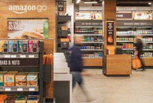 ¿Qué es Amazon Go?