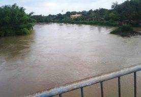 Por inundaciones comunidades siguen aisladas Bajo Yuna