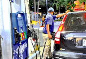 Incrementan los precios de todos los combustibles, menos Gas Natural