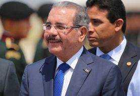 Danilo Medina viajará a Suiza este domingo