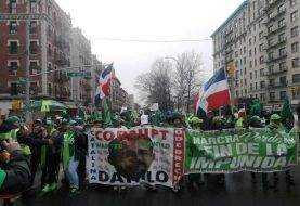 La Marcha Verde se moviliza en Nueva York