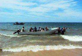 Niña muere en choque lanchas en Bahía de Las Águilas