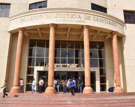 Palacio de Justicia Santiago