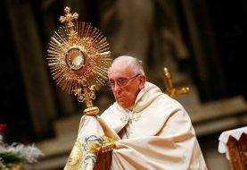"Papa Francisco pide una Iglesia ""humilde"""