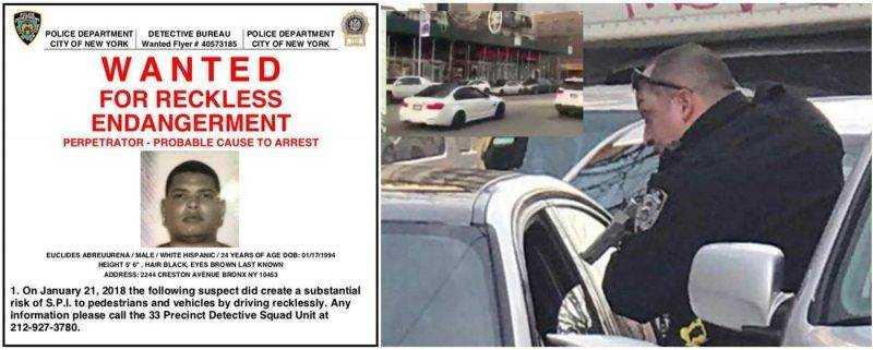 Policía Nueva York realiza cacería contra dominicano