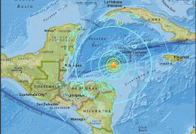 Terremoto de 7.6 grados anoche provocó alerta de tsunami en El Caribe