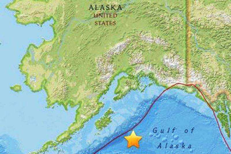 Cancelan advertencias de tsunami tras terremoto en Alaska