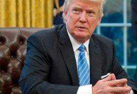 Trump firma medida para reabrir el gobierno