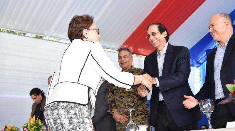 Gobierno impulsa preservación de la Cuenca del Río Yaque del Norte