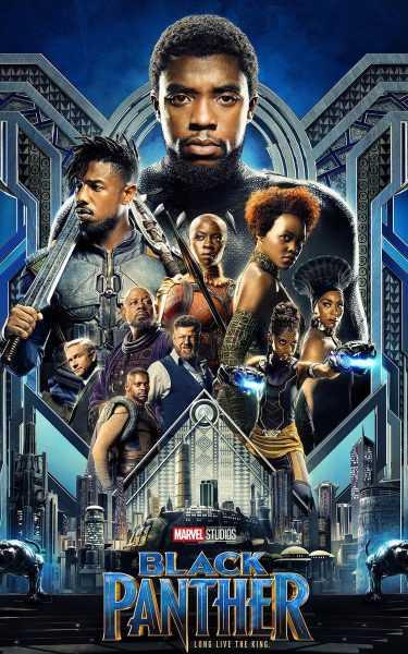 """Black Panther"" rumbo a convertirse en un fenómeno mundial"