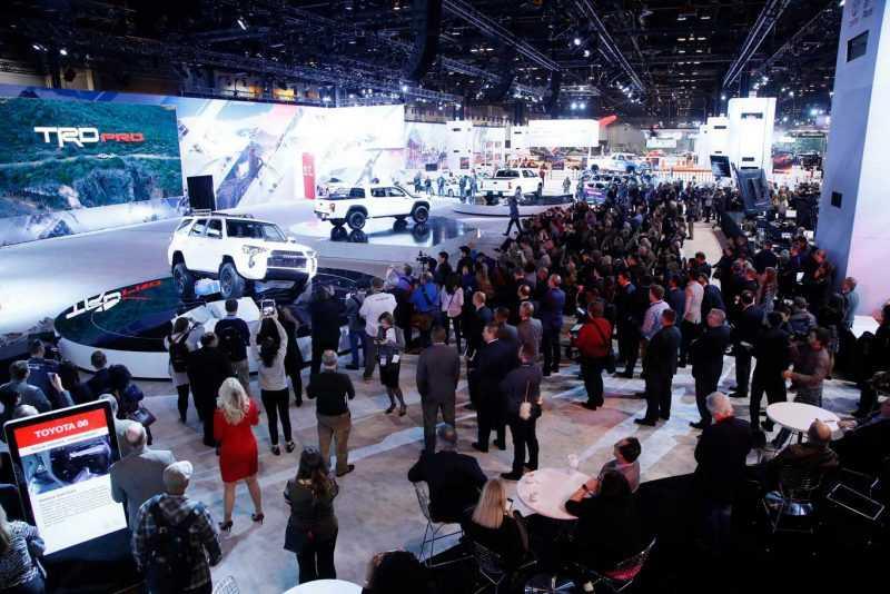 Chicago Auto Show 2018 abre sus puertas
