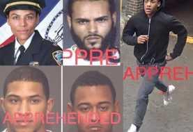 Policía cuartel 26 Alto Manhattan apresa varios delincuentes