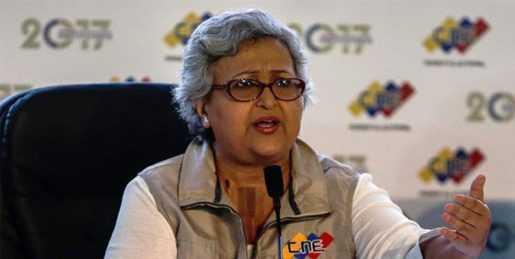 Venezuela convoca a elecciones el 22 de abril