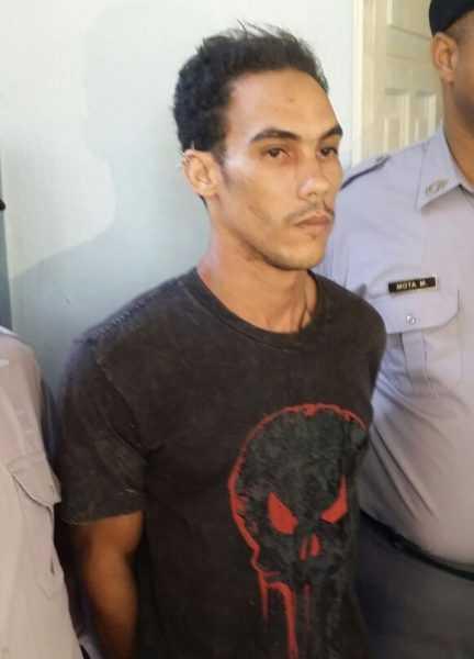Bajo llave sospechoso asesinato mujer y tres niños