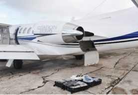 Dos pilotos registrados en RD vinculados a un alijo de drogas en Antigua