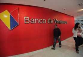 Banco de Venezuela fuera de servicio