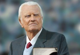 Muere predicador evangélico Billy Graham
