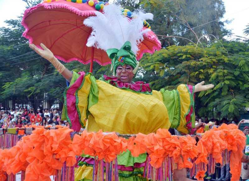 Concluye con éxito Carnaval Santiago 2018