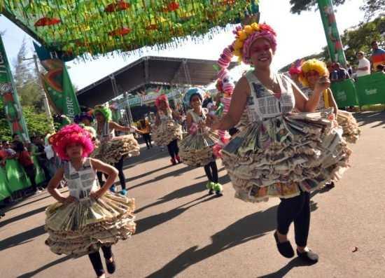 El Carnaval de Santiago 2018, inicia