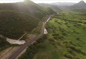 Gobierno entrega carretera Padre Las Casas-Guayabal y puente