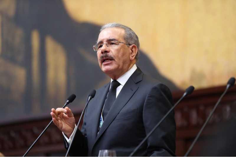 Danilo Medina discurso completo 2018