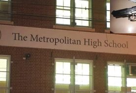 Corre corre en escuela Bronx al disparársele pistola joven hispano