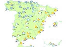 ¿Cuándo finalizará el temporal de frío y nieve en España?