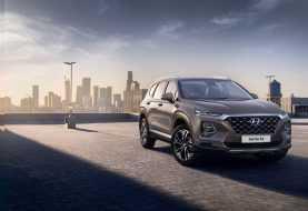 Revelan primeras imágenes de la nueva Hyundai  Santa Fe 2018