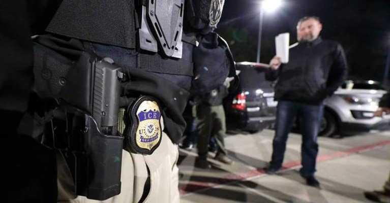 ICE atrapa 145 criminales extranjeros en el sur y centro de Texas