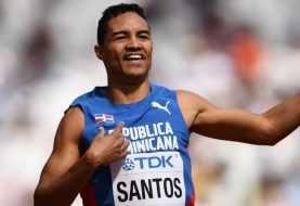 Juander Santos clasifica para mundial atletismo