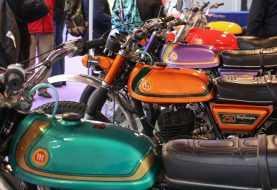 El precio de las motos clásicas fabricadas en España suben más del 50%