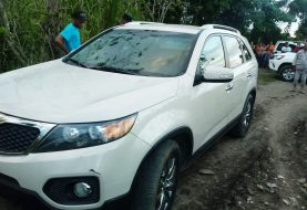 Bonao: Encuentran hombre muerto dentro de yipeta