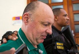 Christophe Naudin será trasladado a Francia para cumplir condena