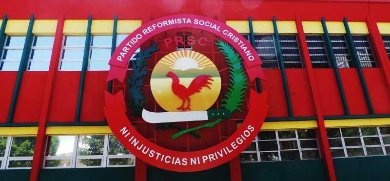 PRSC expulsa 39 miembros de ese partido que apoyaron otros candidatos
