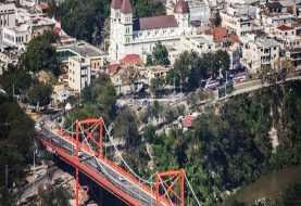Puente Hermanos Patiño será cerrado por una semana de manera alterna