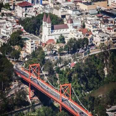Puente Hermanos Patiño