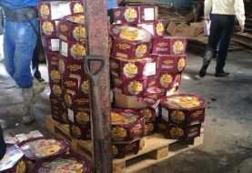 Salud Pública incauta 3,565 libras de quesos vencidos