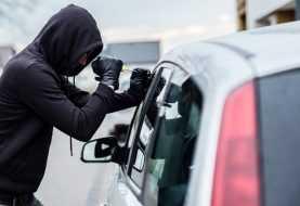 Alto Manhattan entre sectores Nueva York más vehículos roban