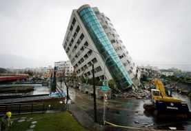 Taiwan: Decenas desaparecidos luego de terremoto