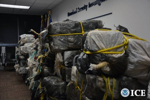 Federales detienen dominicano con 1,441 kilos de cocaína