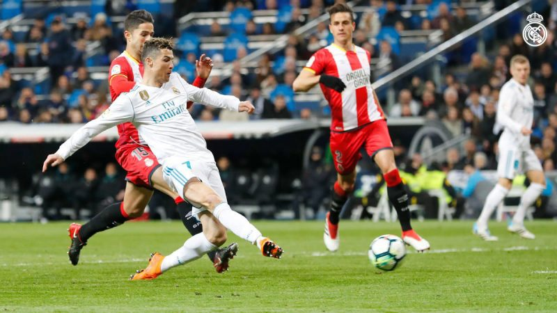 Cristiano anota 4 goles y se acerca Messi