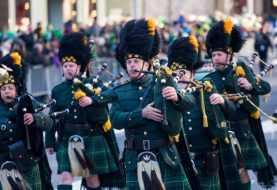 Desfile de San Patricio recorre principal avenida en Nueva York