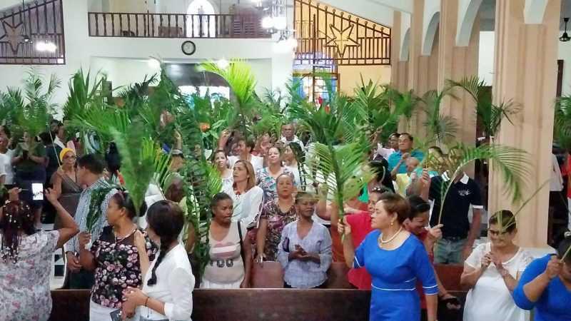 Medina emite mensaje por inicio de Semana Santa